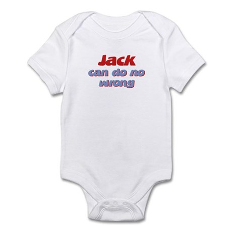 Jack Can Do No Wrong Infant Bodysuit
