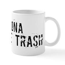 Kona White Trash Mug