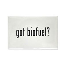 got biofuel? Rectangle Magnet (10 pack)
