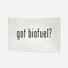got biofuel? Rectangle Magnet (10 pack)