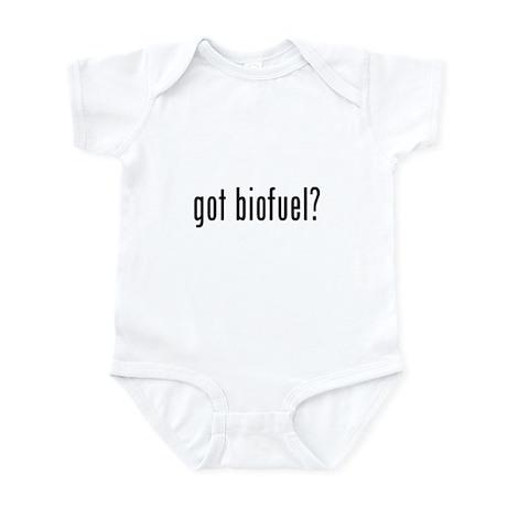 got biofuel? Infant Bodysuit