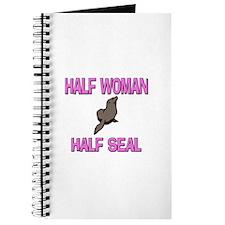 Half Woman Half Seal Journal