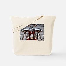 Chrome Springer Tote Bag
