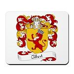 Albert Family Crest Mousepad