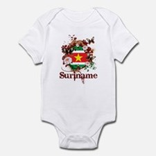 Butterfly Suriname Infant Bodysuit