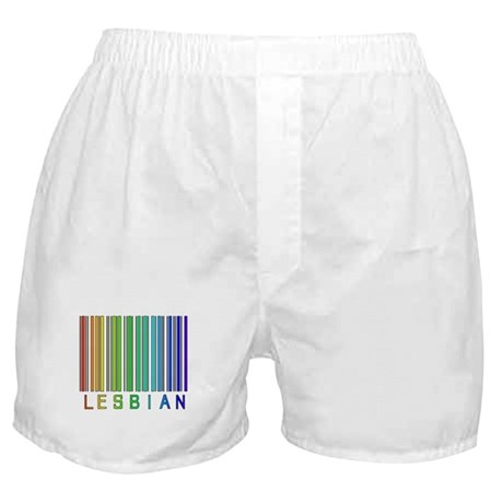Lesbian Boxer Shorts