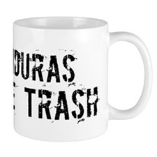 Honduras White Trash Mug