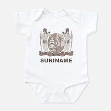 Vintage Suriname Infant Bodysuit