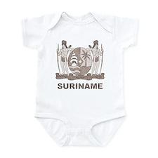 Vintage Suriname Onesie