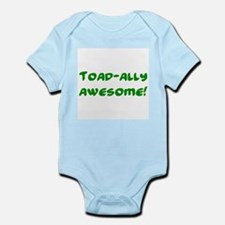 Toad-ally awesome! Infant Creeper