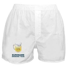 Suriname Drinking Team Boxer Shorts
