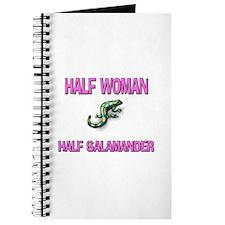 Half Woman Half Salamander Journal