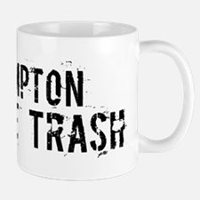 Compton White Trash Mug