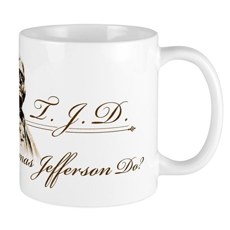 Thomas Jefferson Mug