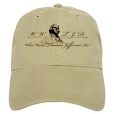 Thomas Jefferson Baseball Cap