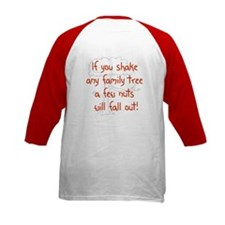 Shaking Family Tree (Red) Tee