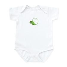 Green Apple Infant Bodysuit