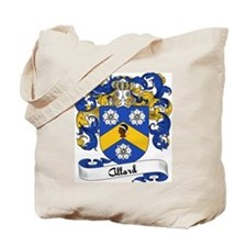 Allard Family Crest Tote Bag
