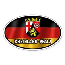 Rheinland-Pfalz coat of arms (white letters)