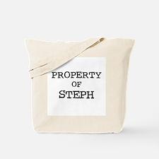 Property of Steph Tote Bag