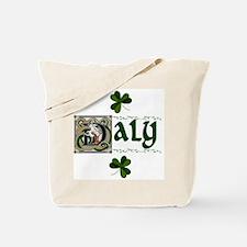 Daly Celtic Dragon Tote Bag