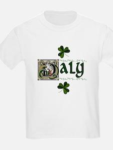 Daly Celtic Dragon Kids T-Shirt