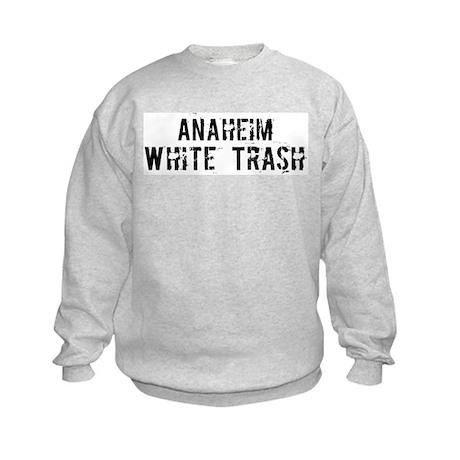 Anaheim White Trash Kids Sweatshirt