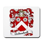Archambault Family Crest Mousepad