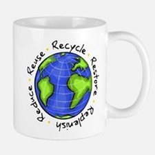 Recycle - Reuse - Reduce - Re Mug