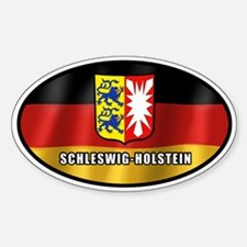 Schleswig-Holstein coat of arms (white letters)