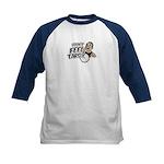 Tardy Kids Baseball Jersey