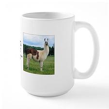 Sunwoods Farms Llama Mug