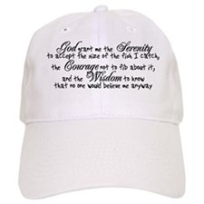 Fisherman's Prayer Baseball Cap