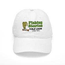 Fishing Stories Baseball Cap