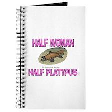 Half Woman Half Platypus Journal