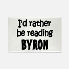 Byron Rectangle Magnet