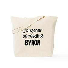 Byron Tote Bag