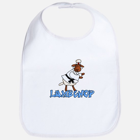lamb chop Bib