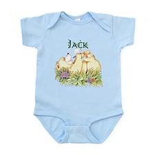 Jack's Bear Infant Bodysuit