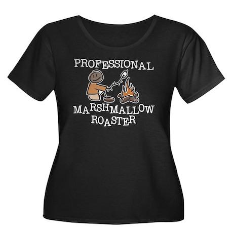 Professional Marshmallow Roaster Women's Plus Size