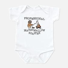 Professional Marshmallow Roaster Infant Bodysuit
