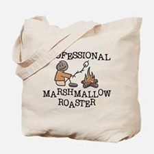 Professional Marshmallow Roaster Tote Bag