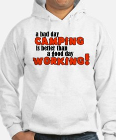 Bad Day Camping Hoodie