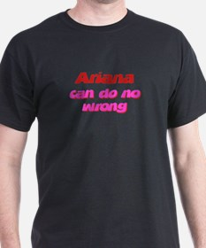 Ariana Can Do No Wrong T-Shirt