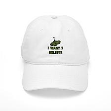 I Want To Believe UFO 6 Baseball Baseball Cap