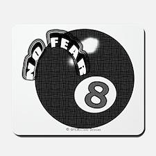 No Fear 8 Ball Mousepad
