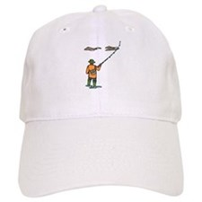 Fly Fishing Baseball Cap