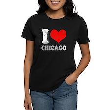 I heart Chicago Tee