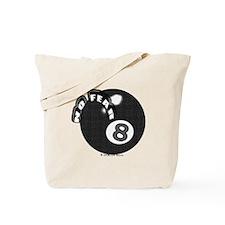 No Fear 8 Ball Tote Bag