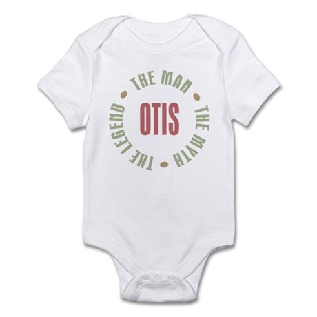 Otis Man Myth Legend Infant Bodysuit